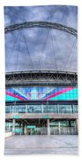 Wembley Stadium Wembley Way Hand Towel