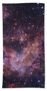 Westerlund 2 Star Cluster In Carina Bath Towel