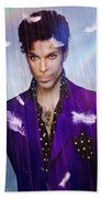 When Doves Cry Hand Towel