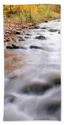 Where Peaceful Waters Flow Hand Towel