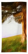 Whispers Of The Wind Bath Towel