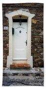 White Door 23 Bath Towel