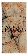 Wicked Hand Towel