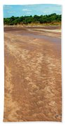 Wide Thwake River Bath Towel