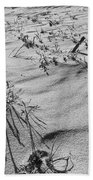 Wild Flora And Dunes Bath Towel
