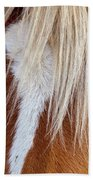 Wild Horses In Wyoming Bath Towel