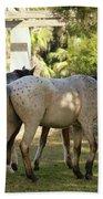 Wild Horses Of Cumberland Bath Towel