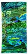 Wild Sargasso Sea Bath Towel