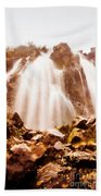 Wild West Water Fall Hand Towel