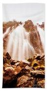 Wild West Water Fall Bath Towel