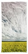 Wild Winds Bath Towel
