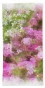 Wildflower Garden 2 Bath Towel