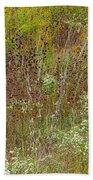 Wildflower Tapestry In Jefferson County Bath Towel