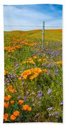 Wildflower Wonders Of The High Desert Bath Towel