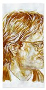 William Page, Portrait Bath Towel