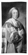 William Pitt, Prime Minister Of Britain Bath Towel