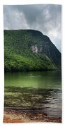 Willoughby Lake In Westmore Vermont Bath Towel