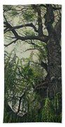 Willow Tree Hand Towel