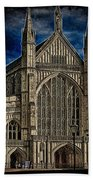 Winchester Cathedral Bath Towel