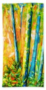 Wind And Fire Bath Towel