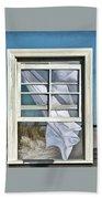 Window With A View Bath Towel