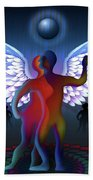 Winged Life Bath Towel