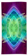 Wings Of Consciousness Bath Towel