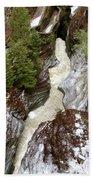 Winter Gorge Hand Towel