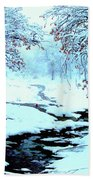 Winter Wonder Bath Towel