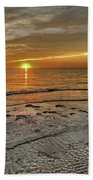 Witness - Florida Sunset Bath Towel
