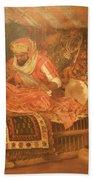 Wla Brooklynmuseum William Merritt_chase_the_moorish_warrior Bath Towel
