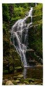 Wodospad Kamienczyka Bath Towel