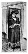 Woman: Voting, 1920 Bath Towel