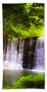 Wondrous Waterfall Bath Towel