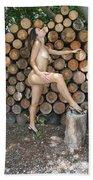 Wood Shed 269 Bath Towel