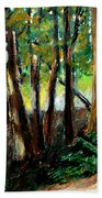 Woodland Trail Bath Towel