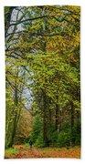 Woodland Walks #1 Bath Towel