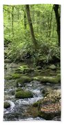 Woods - Creek Bath Towel