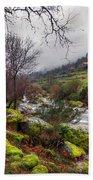 Woods Landscape Bath Towel