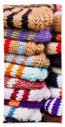 Wool Socks Bath Towel