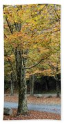 Words End State Park Drive Hand Towel