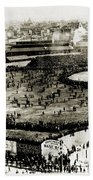 World Series, 1903 Bath Towel