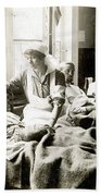 World War I: Nurse Bath Towel
