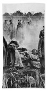 World War I: Russians 1914 Bath Towel
