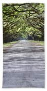 Wormsloe Plantation Bath Towel