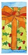 Wrapped Gift Bath Towel