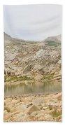 Wyoming At Altitude 4 Bath Towel