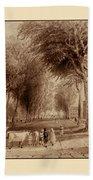 Yale University 1836 Bath Towel