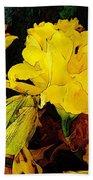Yellow Daffodils 6 Hand Towel