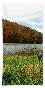 Yellowwood Lake, Southern Indiana Bath Towel